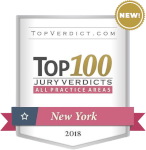 Top 100 Jury Verdicts - All practice areas 2018